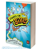 NLT: Hands-On Bible  Rev. Ed.  (Hardcover)