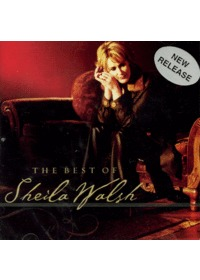 THE BEST OF SHEILA WALSH (CD)
