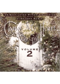 Change My Heart Oh God 2 (CD)