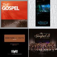 믿음의 유산   헤리티지 더 가스펠 찬양음반세트 (5CD DVD)