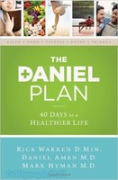 Daniel Plan, the: 40 Days to a Healthier Life (Series: Daniel Plan, the)