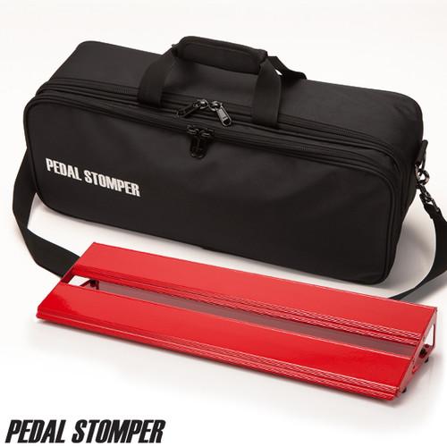 [PedalStomper] C50-RD - 페달스톰퍼 컴펙트(2단프레임) 50cm, 레드보드 & 디럭스 케이스