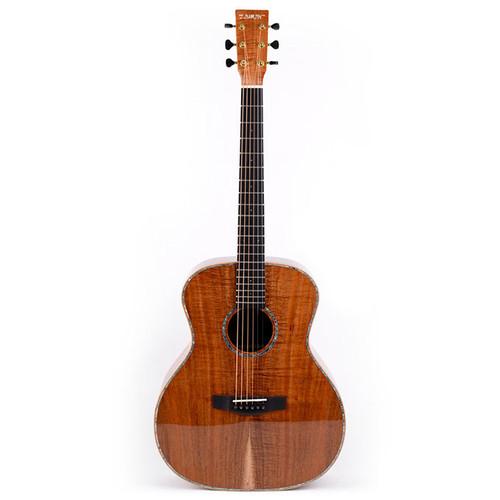 쟈마 WS-A100B (All Blackwood) 어쿠스틱 기타