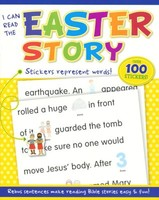 I Can Read the Easter Story (Series: I Can Read)
