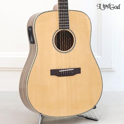 로그 2020 Hebron D3V 어쿠스틱 기타