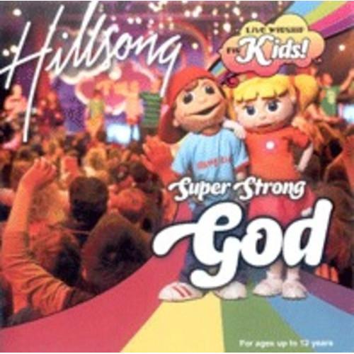 힐송키즈 라이브워십 2 - Super Strong God (CD)