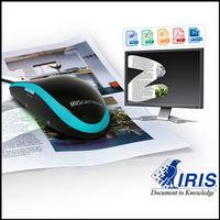 [벨기에/I.R.I.S] IRIScan Mouse 스캔마우스-문자인식(OCR),문서 편집가능