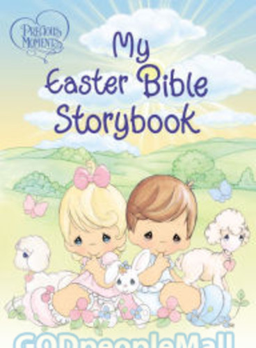 Precious Moments: My Easter Bible Storybook (Board Book)