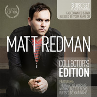 Matt Redman Collector's Edition (3pack /2CD+DVD)