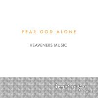 헤브너스 뮤직 - Fear God Alone (CD)
