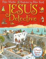 Jesus Detective: A Puzzle Search Book (HB)