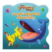 Beginners Bible Jonahs Big Fish Adventure (Board Book / Beginners Bible Series)