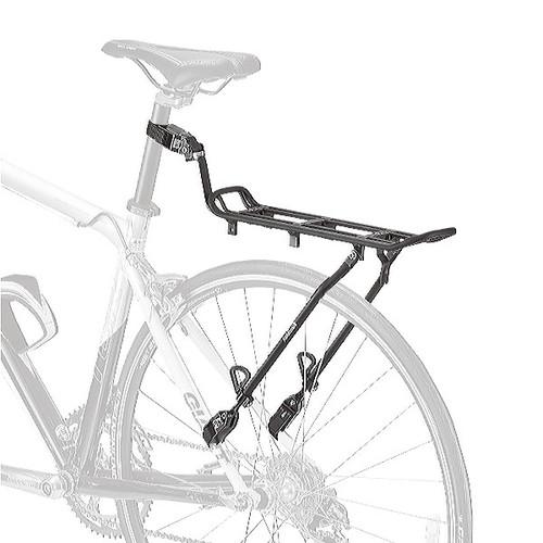 아이베라 짐받이 설치 홀 구멍 없는 자전거 사이클 용 자전거 클램프 짐받이