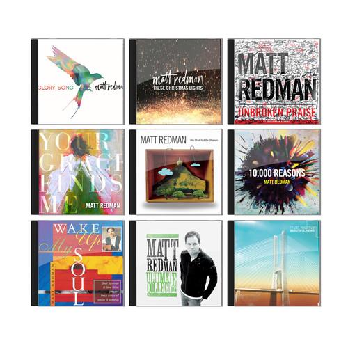 [소장용 CD 특별할인] Matt Redman 매트 레드먼 올패키지 (전13종)