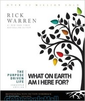 The Purpose Driven Life  Audio Book (8 CD)