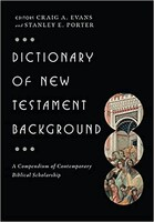 Dictionary of New Testament Background (Hardcover)