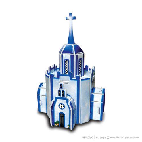 교회마을-평화교회(입체퍼즐)