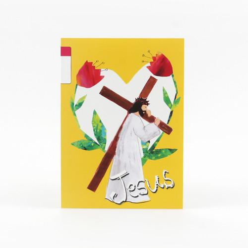 성경인물 어린이노트 - 무제노트(얇은줄)