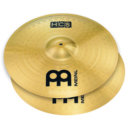 Meinl  MCS  Medium  Hi-Hat 심벌 14인치