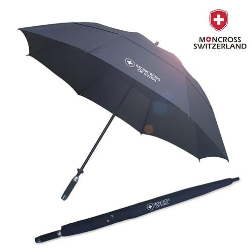 몽크로스 75 수동 이중방풍 골프 우산