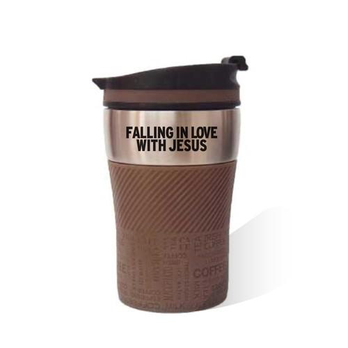 <갓월드> Falling in love JESUS 텀블러