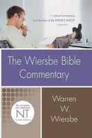 Wiersbe Bible Commentary New Testament (HB)