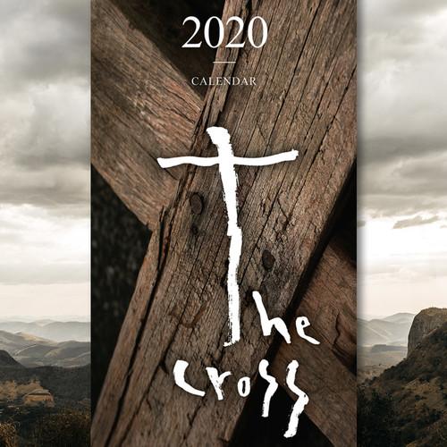 (인쇄용) 2020년 교회달력 벽걸이_십자가 the Cross
