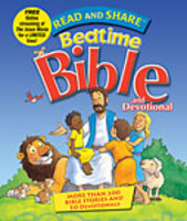 Read and Share Bedtime Bible: More Than 200 Bible Stories and 50 Devotionals