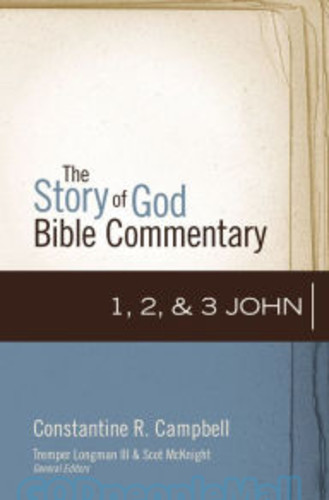 SGBC: 1, 2, and 3 John (Story of God Bible Commentary)