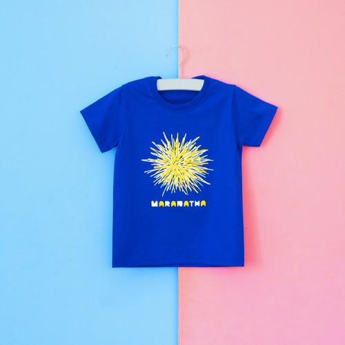 [2020글로리월드 티셔츠] 마라나타 - 코발트 블루