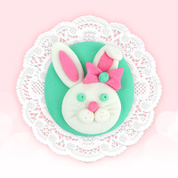 [만들기패키지] 비누클레이-토끼 (4인용)