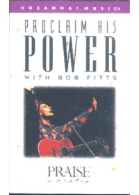Praise & Worship - Proclaim His Power (Tape)