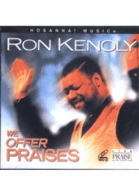 Ron Kenoly 론 케놀리 - We Offer Praises (Video CD)