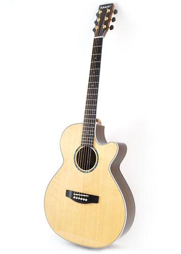 쟈마 NS-SRC 어쿠스틱 기타