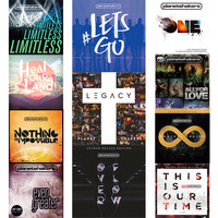 Planetshakers 워십 음반세트 (12CD+12DVD)