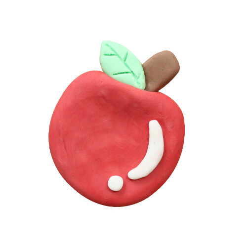 비누클레이 - 향기나는사과비누(10인용세트)