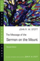 BST NT: The Message of the Sermon on the Mount: Christian Counter-culture: With Study Guide (HB)