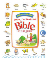 Read and Share Look, Im Reading! Bible Storybook