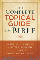 Complete Topical Guide to the Bible (PB)