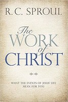 Work of Christ: What the Events of Jesus Life Mean for You (PB)