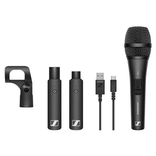 젠하이저 XSW-D VOCAL SET 무선 핸드 마이크 시스템