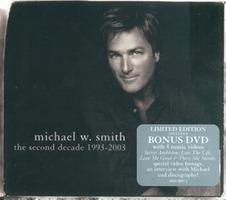 michael w. smith the second decade 1993-2003 (CD DVD콤보)