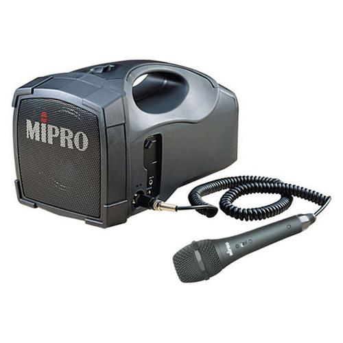 MIPRO 충전식 휴대용 앰프 MA-101C