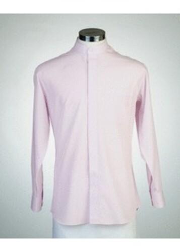 목회자셔츠-차이나카라셔츠 핑크