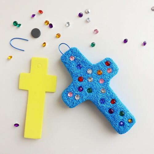 블링블링 십자가 만들기(1인용 한세트)
