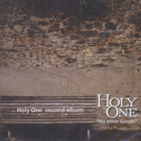 홀리원 2집 - No other Gospel (CD)