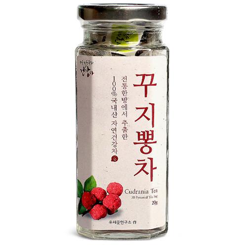 꾸지뽕차 20g (1gx20삼각티백) /건강차