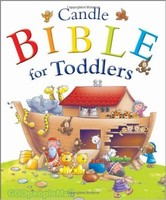 Candle Bible for Toddlers (HB)