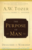 Purpose of Man (PB)
