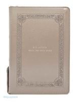 [교회단체명 인쇄] 큰글자 굿데이 성경전서 중 합본(색인/지퍼/베이지/NKR72WBU)